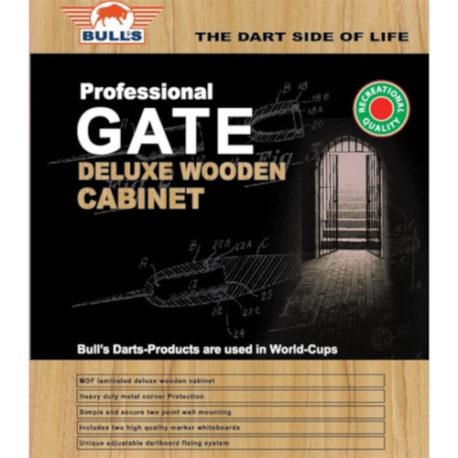 Bull's Deluxe Wooden Cabinet Black verpakking