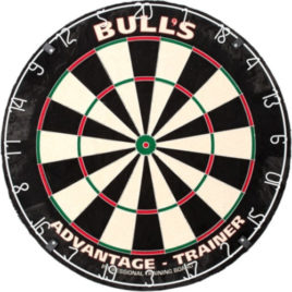 Bull's The Advantage Training Dartbord