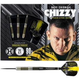 Dave Chisnall Chizzy 90% dartpijlen