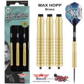 Max Hopp Brass MaxBrass dartpijlen