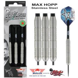 Max Hopp Stainless Steel Maxsteel dartpijlen