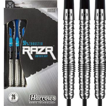 Harrows Razr Bulbous 90% dartpijl