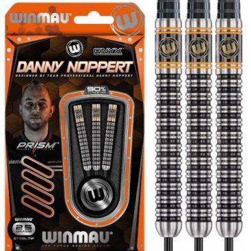 Winmau Danny Noppert Onyx Black 90%