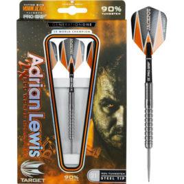 Target Adrian Lewis Gen. 1 90% dartpijlen