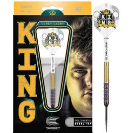 Corey Cadby King 90% dartpijlen