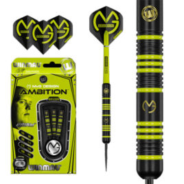 Michael van Gerwen Ambition Brass