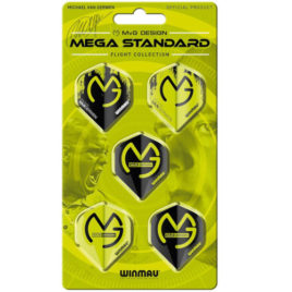 Michael van Gerwen Mega Standard Flight 5-Pack