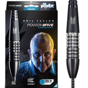 Phil Taylor Power 9FIVE Gen.4 95%
