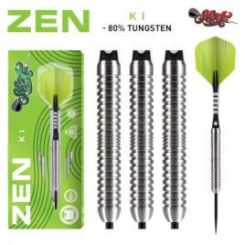 Zen Ki 80% dartpijlen