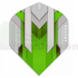 Amazon Silver Green flight