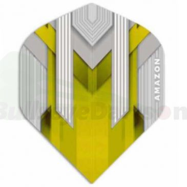 Amazon Silver Yellow flight