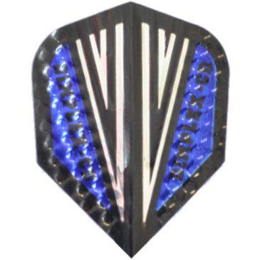 Harrows Dimplex CD Blauw flight