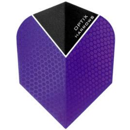 Harrows Optix Purple Flight