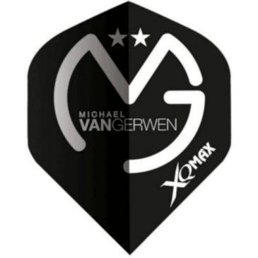 Michael van Gerwen Black 2 star flight