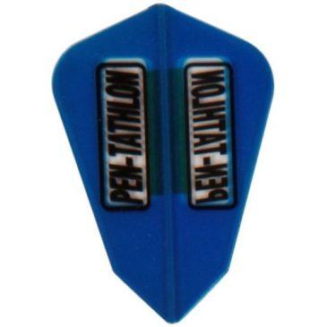 Pentathlon Fantail Blue flight