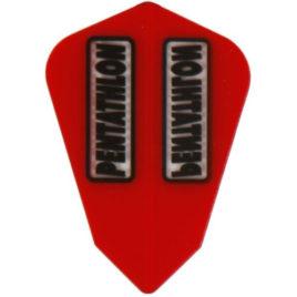 Pentathlon Fantail Red flight