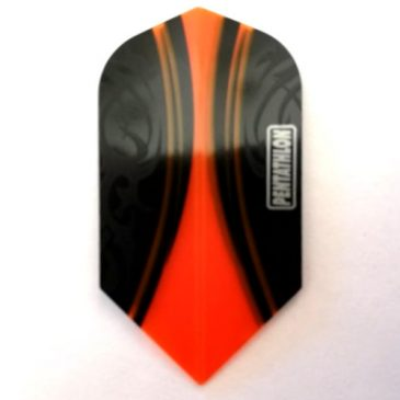 Pentathlon Slim Tribal Orange flight