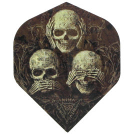 Alchemy Std. 3 Skulls flight