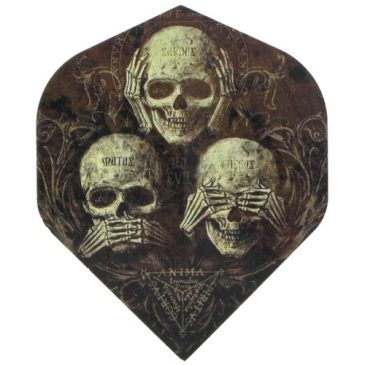 Alchemy Std. 3 Skulls flight