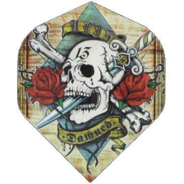 Alchemy Std. Skull & Sword flight