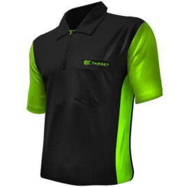 Coolplay 3 Hybrid Black Light Green dartshirt