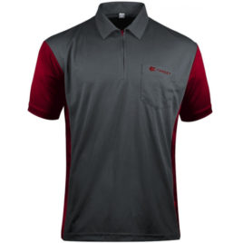 Coolplay 3 Hybrid Grey Ruby Red dartshirt