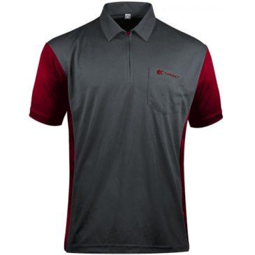 Coolplay 3 Hybrid Grey Ruby Red dartshirt
