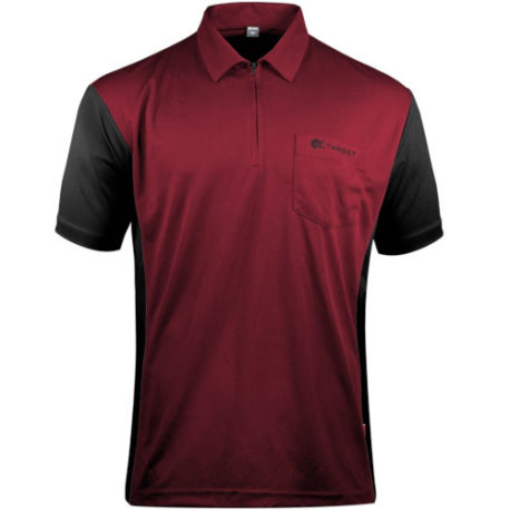 Coolplay 3 Hybrid Ruby Red Black dartshirt