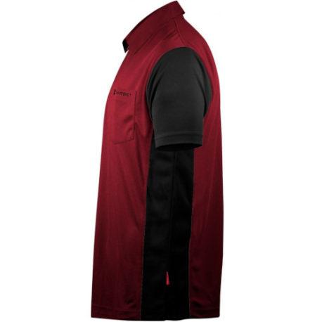 Coolplay 3 Hybrid Ruby Red Black zijkant