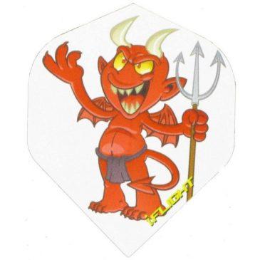 i-Flight Std. Cartoon Devil flight