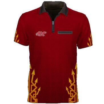 Shot Roman Empire Dart Shirt