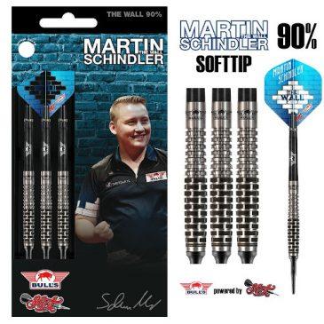 Martin Schindler The Wall 90% Match Dart Softtip