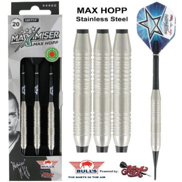 Max Hopp Stainless Steel Maxsteel Softtip