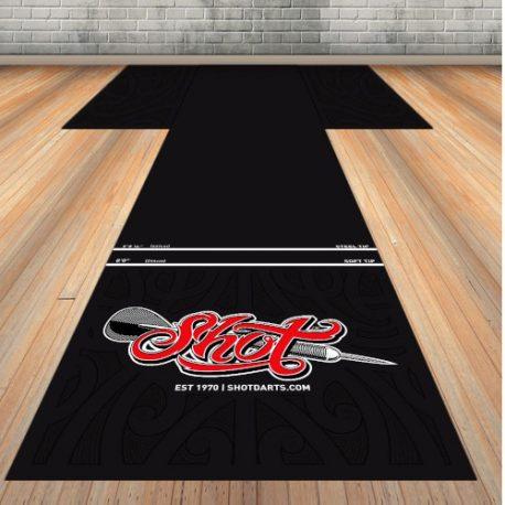 Shot T-Mat Floor Protection 300x60 cm