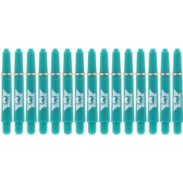 Nylon + Ring Aqua Shaft 5-pack Short