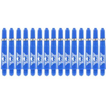 Nylon + Ring Blue Shaft 5-pack Short