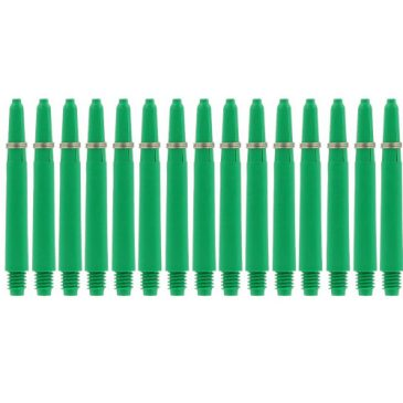 Nylon + Ring Green Shaft 5-pack In Between