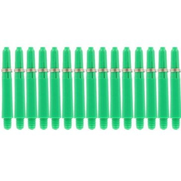 Nylon + Ring Green Shaft 5-pack short