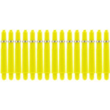 Nylon + Ring Yellow Shaft 5-pack Short
