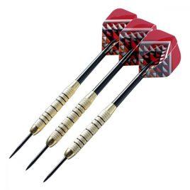 Solo Brass Steeltip 18g Value Range dartpijlen