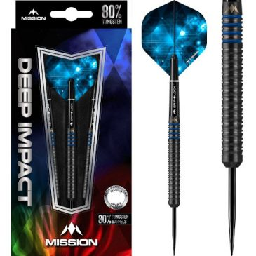 Deep Impact 80% M1 dartpijl