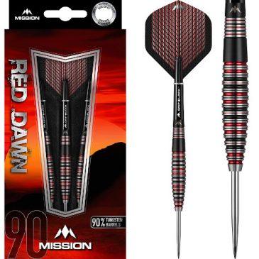 Red Dawn 90% M3 dartpijl