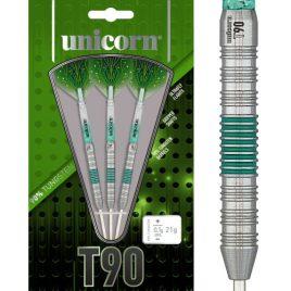 Core XL T90 2 Green 90% dartpijl