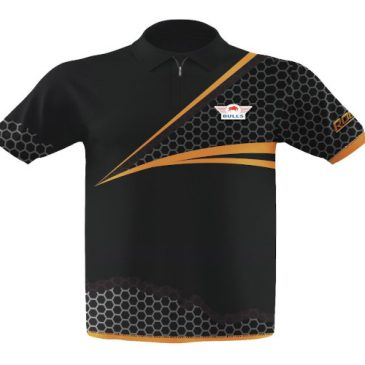 Dirk van Duijvenbode Matchshirt Black