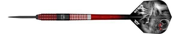 Phantom Grip 90% Red PCT dartpijl