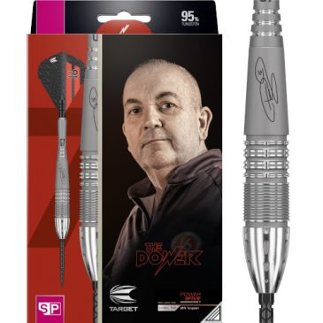 Phil Taylor Power 9FIVE Gen.7 95% Swiss dartpijl