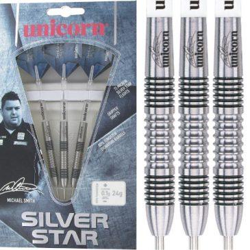 Silverstar Michael Smith 80% dartpijl