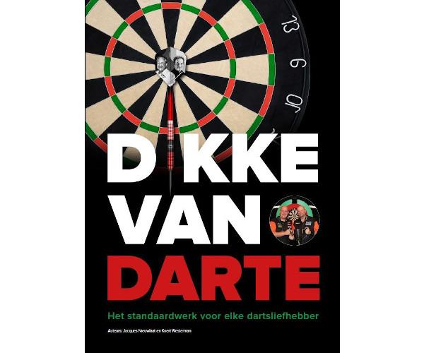 Dikke van Darte boek over Darten
