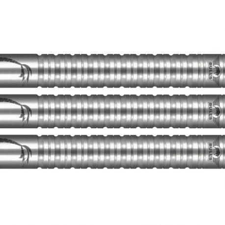 Kim Huybrechts 80% Plain dartpijl barrel