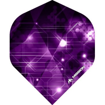 Mission Astral Std. Purple flight